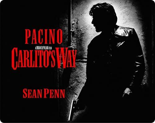 Carlito's way Blue-ray Steelbook
