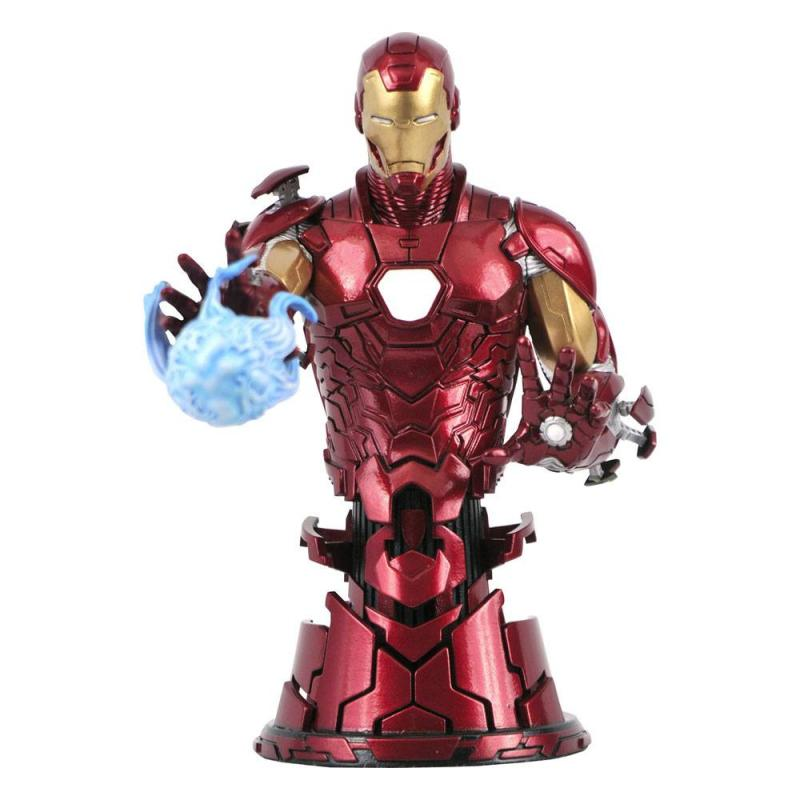 Marvel Comics Bust Iron Man 15 cm