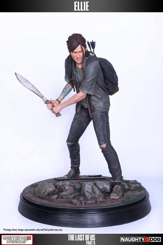 The Last of Us 2: Elite - Statue 1/4 - Gaming Heads