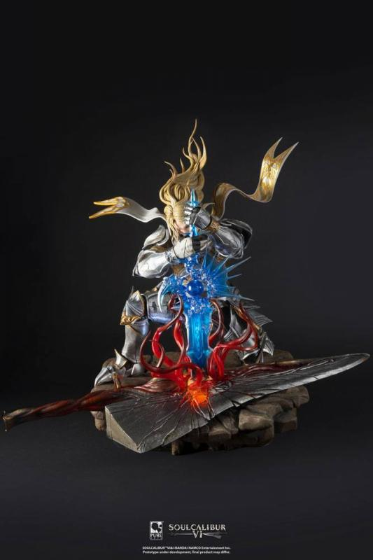 Soul Calibur VI: Soul Embrace Siegfried 1/4 Statue - Pure Arts