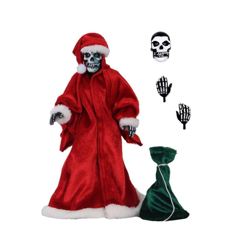 Misfits Retro Action Figure Holiday Fiend 20 cm