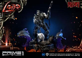 Injustice Gods Among Us: Lobo Deluxe Version - Statue 1/3 - Prime 1 Studio