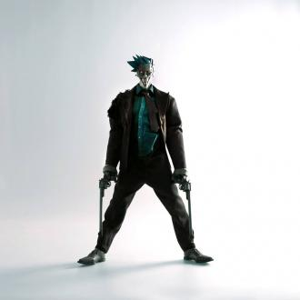 DC Steel Age Action Figure 1/6 The Joker 35 cm