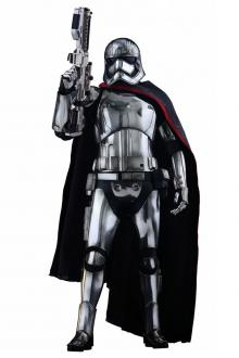 Star Wars EVII Action Figure 1/6 Captain Phasma 33 cm
