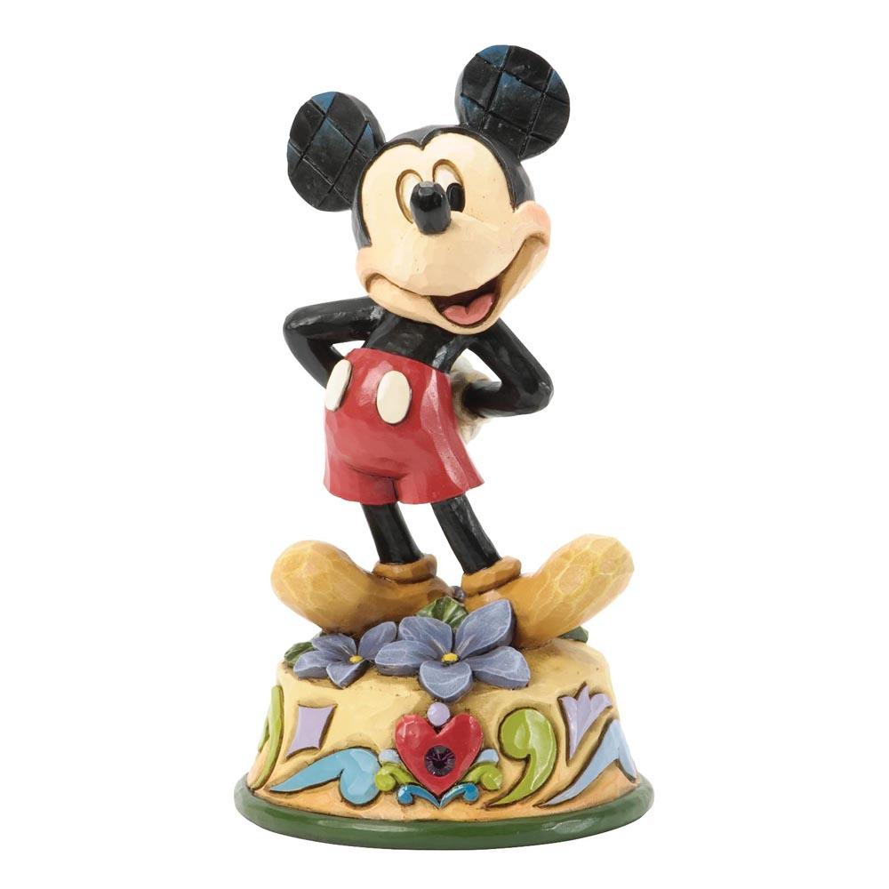 Disney Traditions February Mickey Mouse 10 cm