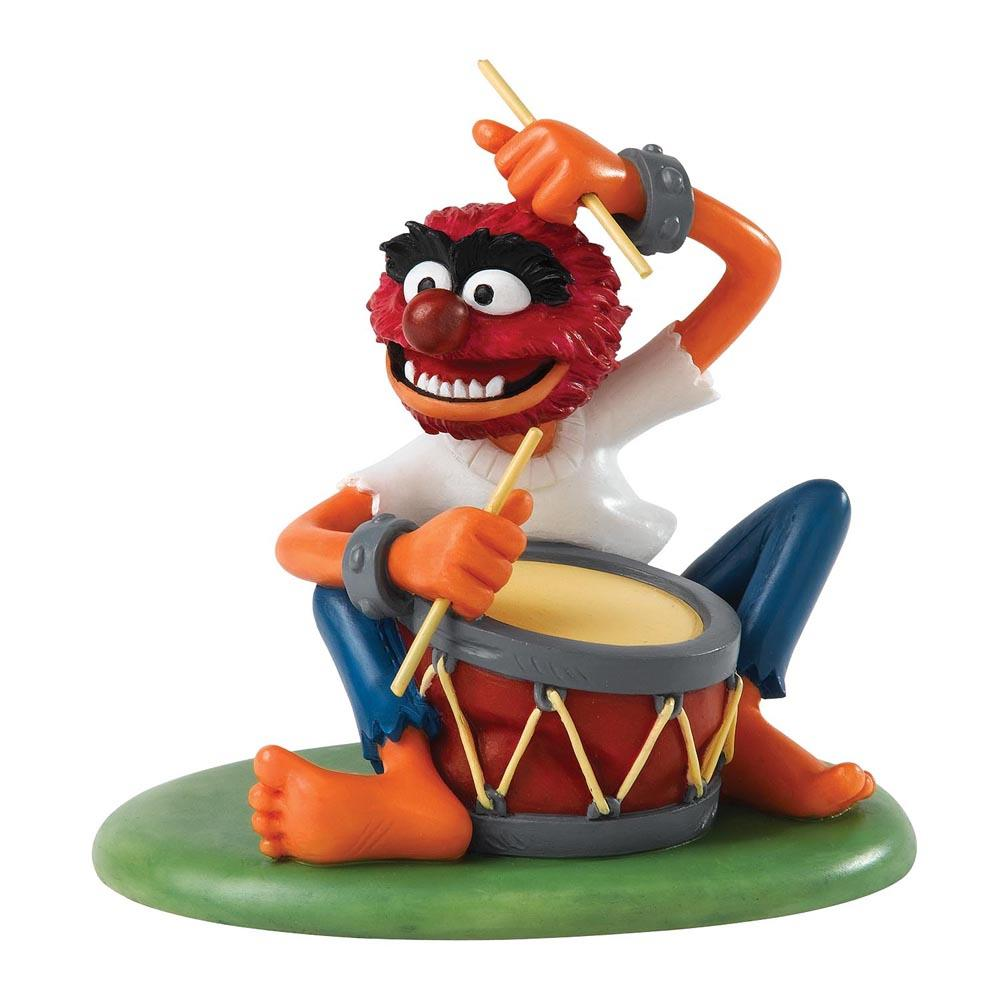 Enchanting Beat Drums Beat Drums (Animal Figurine) 8 cm