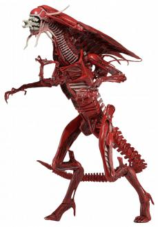 NECA Aliens Ultra Deluxe Figure Genocide Red Queen 38cm