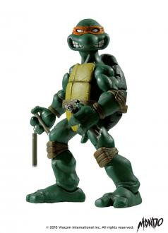 TMNT:1/6 Collectible Figure  Michelangelo 28 cm