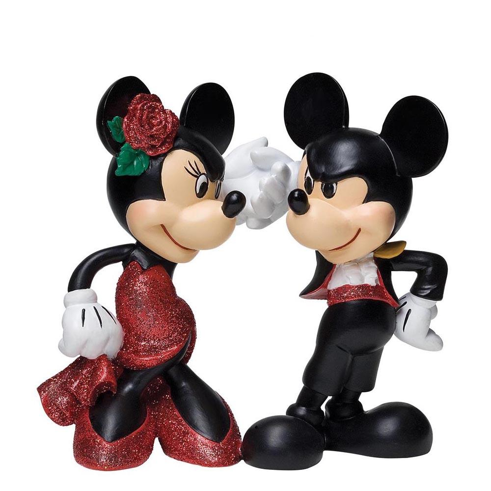 Disney Showcase Paso Doble (Mickey & Minnie) 11 cm