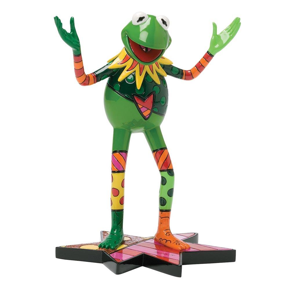 Britto Kermit the Frog Figurine 22,5 cm