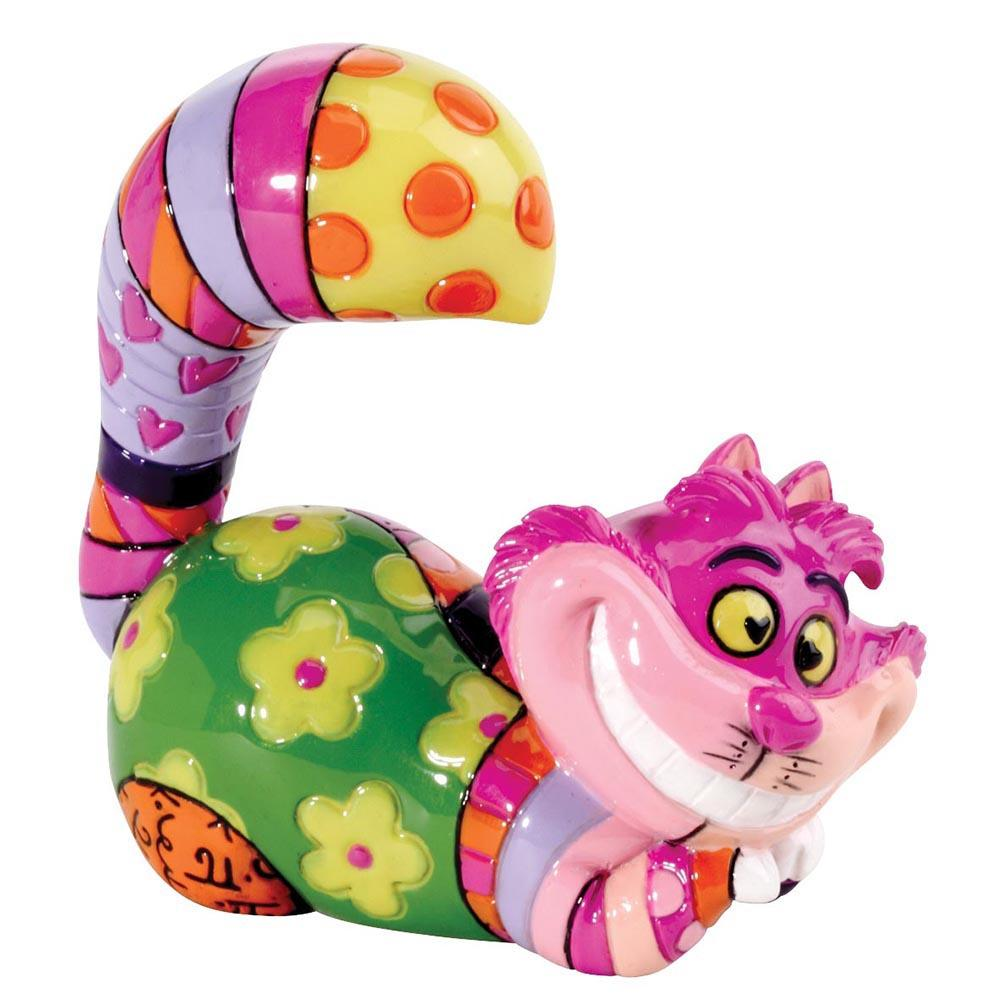Britto Cheshire Cat Mini Figurine 7 cm