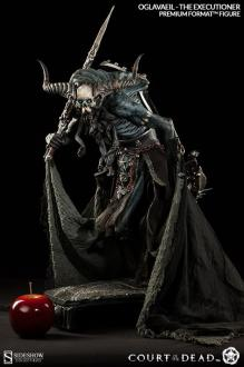 Court of the Dead: Figure Oglavaeil Premium Format - Sideshow
