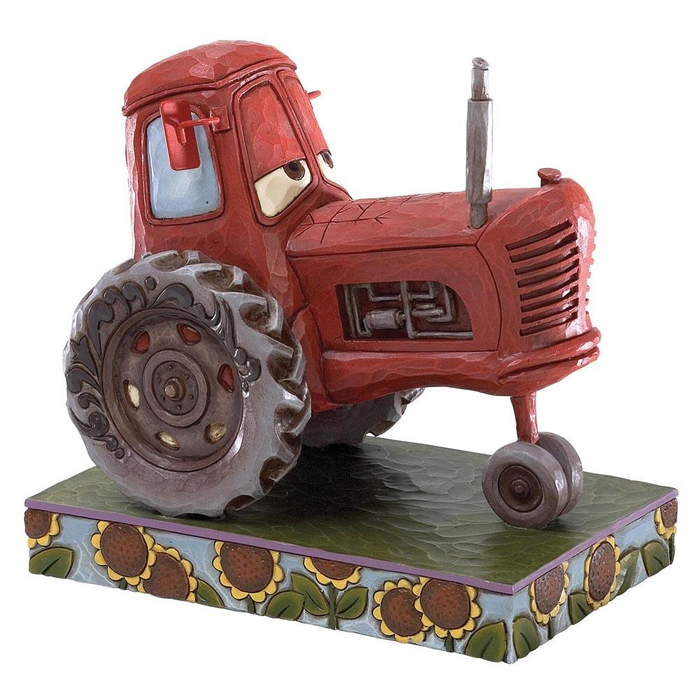 Disney Traditions Cars Moooooo (Tractor) 15,5 cm