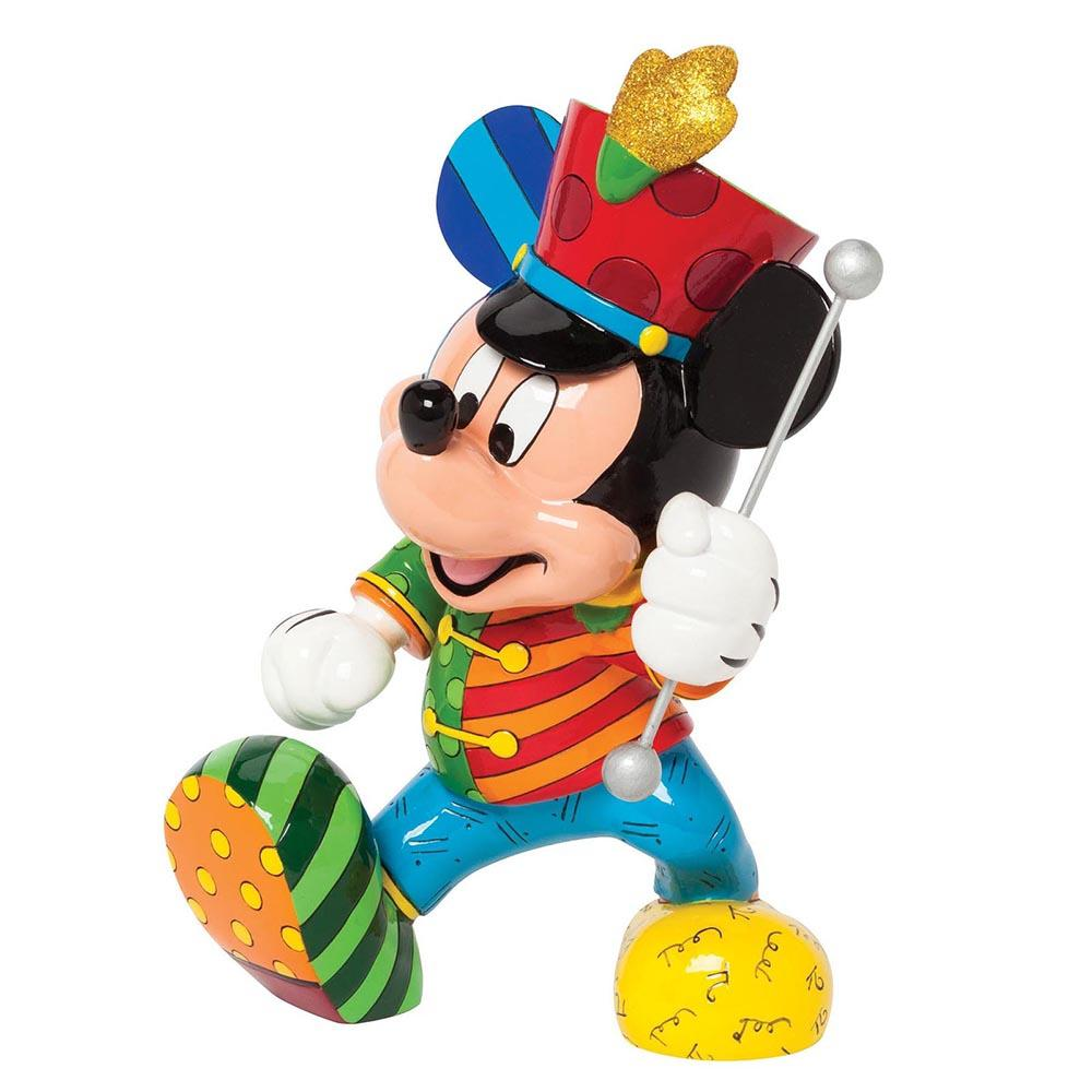 Britto Band Leader Mickey Mouse Figurine 21,5 cm