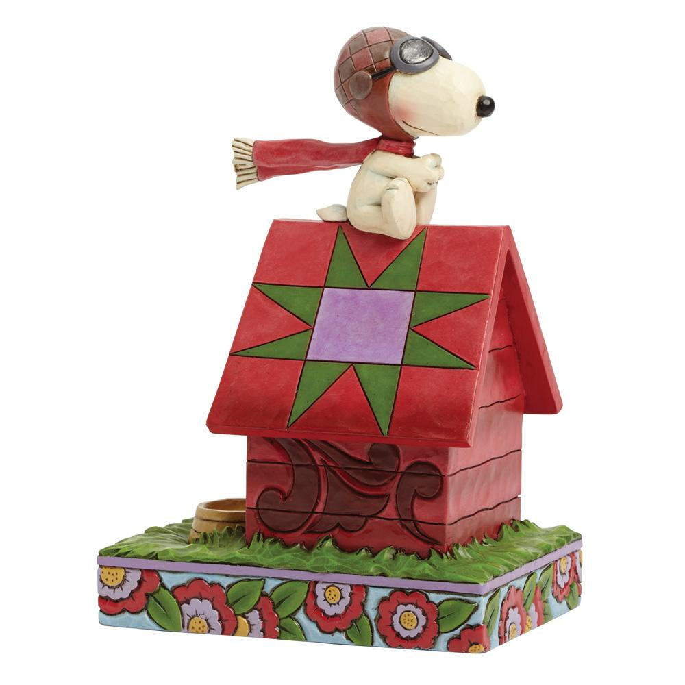 The Flying Ace (Snoopy) 18 cm