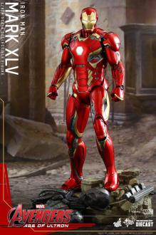 Avengers Age of Ultron MMS300 1/6 Iron Man Mark 45 30cm