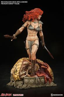 Red Sonja Premium Format Figure Red Sonja She-Devil