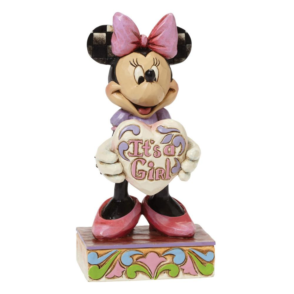 Disney Traditions It's a Girl (Minnie Mouse) 15,5 cm
