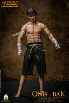 Ong-Bak 1/6 The Thai Warrior Ting Tony Jaa 30 cm