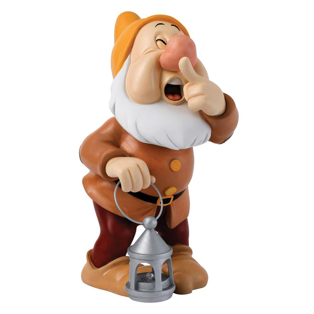 Enchanting Disney Sneezy Dwarf Statement Figurine 28 cm