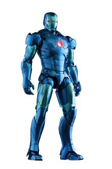 Iron Man Diecast 1/6 Iron Man Mark III Stealth EXCL.