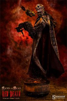 The Red Death 55 cm, Premium Format Figure Sideshow
