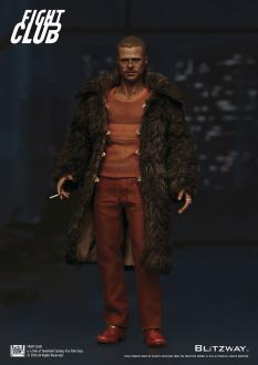 Fight Club 1/6 Tyler Durden (Brad Pitt) Fur Coat