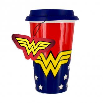 DC Comics Travel Mug Wonder Woman