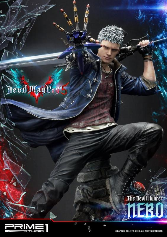 Devil May Cry 5 Statue Nero 70 cm