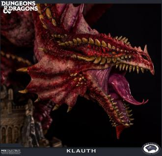 Dungeons & Dragons Statue Klauth 61 cm - Pop Culture Shock