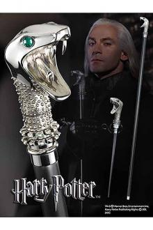 Harry Potter: Lucius Malfoy´s Walking Stick - Noble Collection