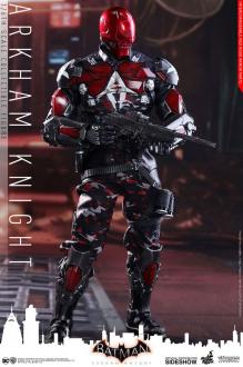 Batman Arkham Knight Videogame Masterpiece Action Figure 1/6 Arkham Knight 32 cm