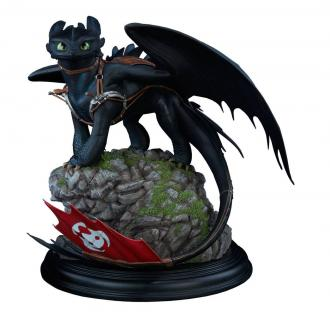 How to Train Your Dragon 2 Statue Toothless 30 cm