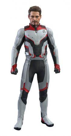 Avengers Endgame: Tony Stark (Team Suit) - Figure 1/6  - Hot Toys