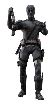 Deadpool 2 Movie Masterpiece Action Figure 1/6 Deadpool Dusty Ver. Hot Toys Exclusive 31cm