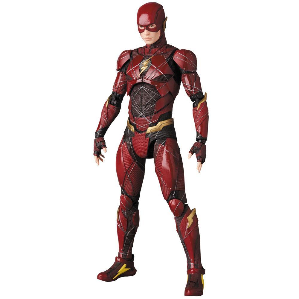 Justice League Movie MAF EX Action Figure Flash 16 cm