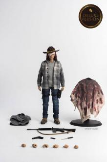 The Walking Dead: Carl Grimes Deluxe Version - Action Figure 1/6 - ThreeZero