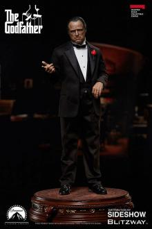 The Godfather: Vito Corleone - Superb Scale Statue 1/4  - Blitzway