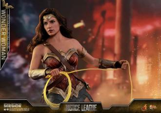 Justice League Movie Masterpiece Action Figure 1/6 Wonder Woman 29 cm