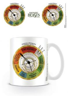 Fantastic Beasts Mug Threat Level
