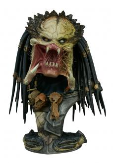 AvP2 Legendary Scale Bust 1/2 Wolf Predator Limited