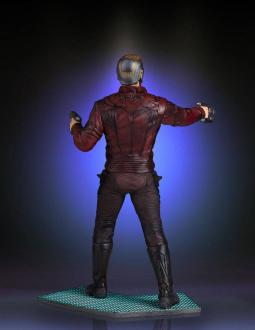 Guardians of the Galaxy Collectors Gallery Statue 1/8 Star-Lord 24 cm