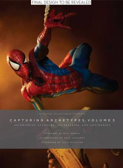 Sideshow Collectibles Book Capturing Archetypes - Volume 3: Avengers, Adversaries & Antihe