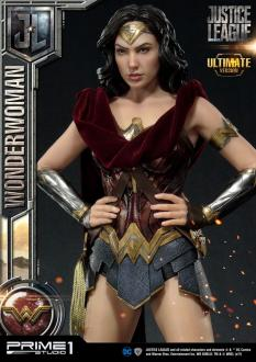 Justice League Statue & Bust Wonder Woman Ultimate Version 85 cm