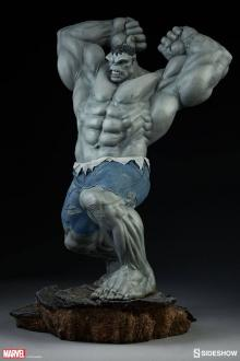 Avengers Assemble Statue 1/5 Grey Hulk Sideshow Exclusive 61 cm