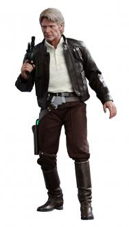 Star Wars Episode VII Action Figure 1/6 Han Solo 30 cm