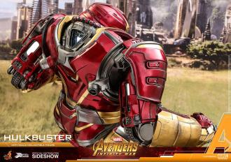 Avengers Infinity War Power Pose Series Action Figure 1/6 Hulkbuster 50 cm