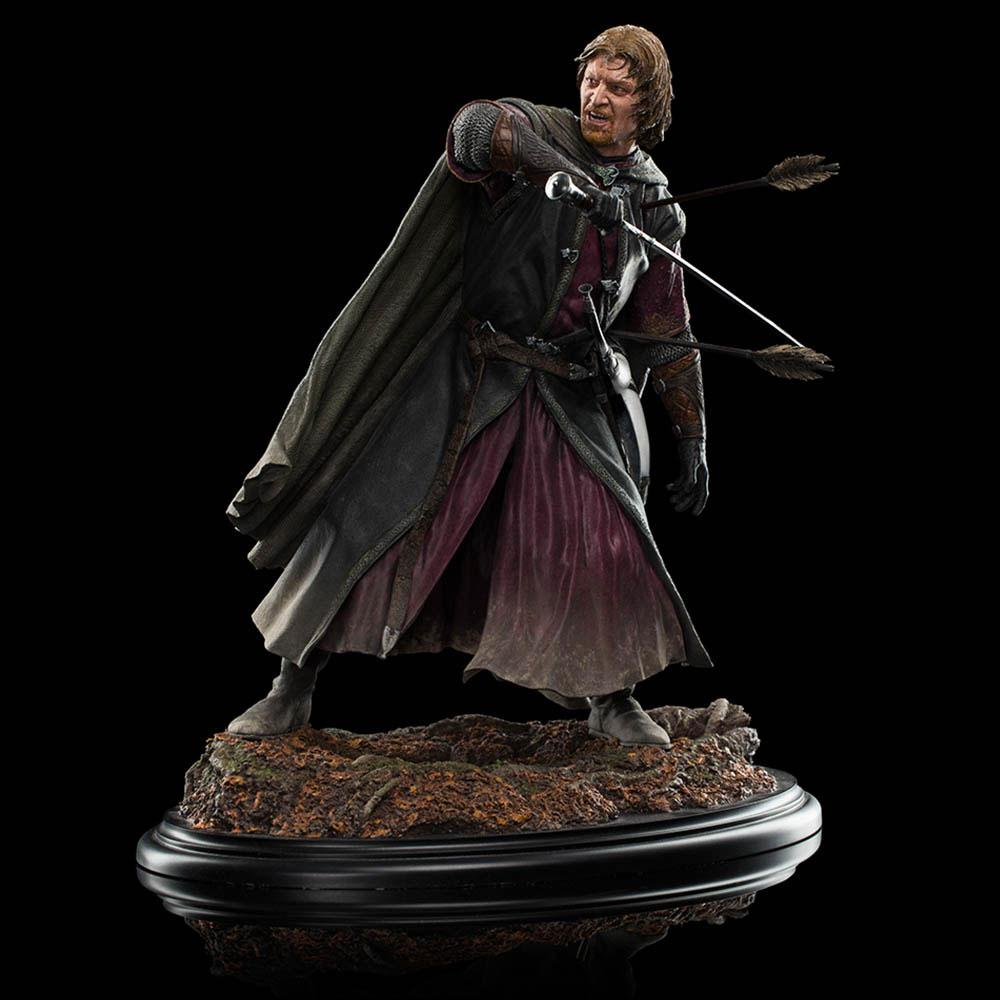 LOTR Fellowship of the Ring Statue 1/6 Boromir 30 cm