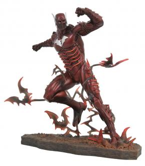 DC Comic Gallery PVC Statue Dark Nights Metal Red Death 25 cm
