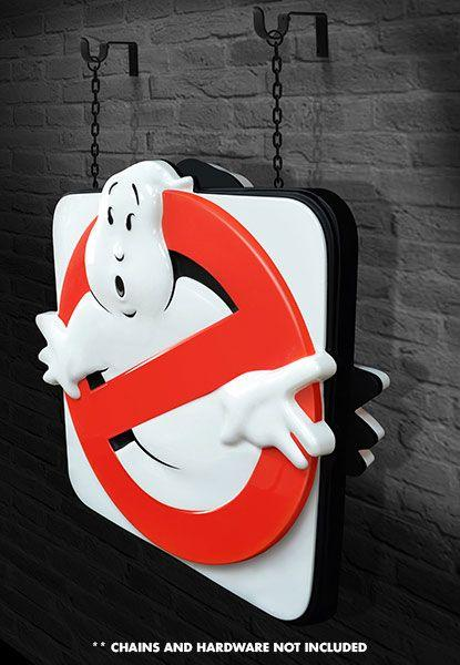 Ghostbusters Replica 1/1 Firehouse Sign 81 x 81 cm